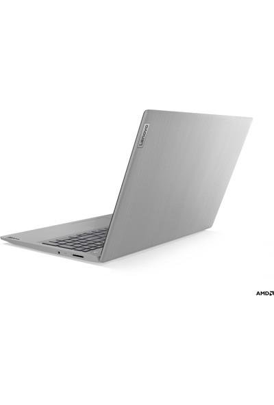 "Lenovo IdeaPad 3 AMD Ryzen 7 3700U 8GB 512GB SSD Freedos 15.6"" FHD Taşınabilir Bilgisayar 81W10127TX"