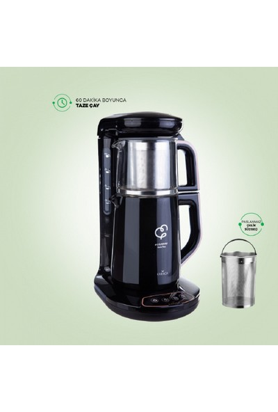 Karaca Çaysever Robotea Rosegold Çay Makinesi