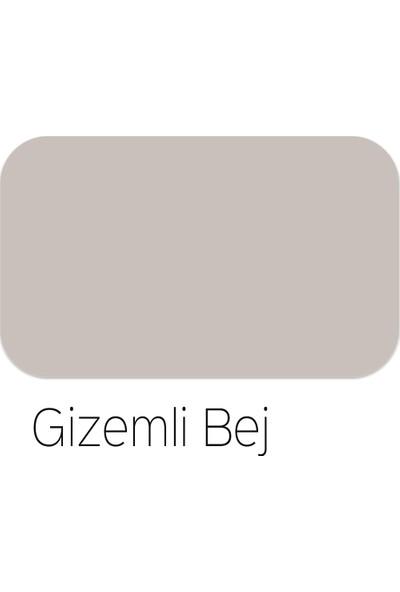 Polisan Elegans Extra Yarı Mat Silikonlu Iç Cephe Boya - 1620-GIZEMLI Bej Cİ-6214 - 15 Lt
