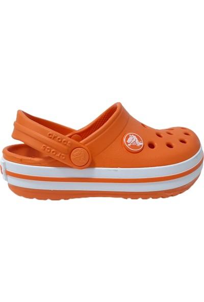 Crocs Turuncu Crocband Clog K Terlik