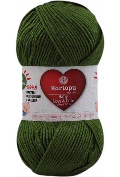 Kartopu Baby Love & Care El Örgü Ipi 100 Gr.   K1391