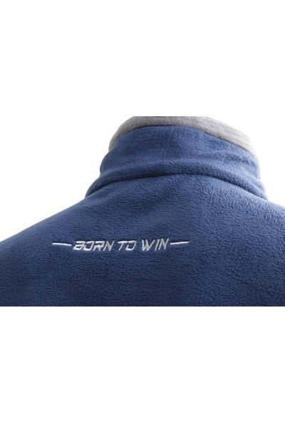 Fujin Micro Polar Sweatshirt Yarım Fermuarlı