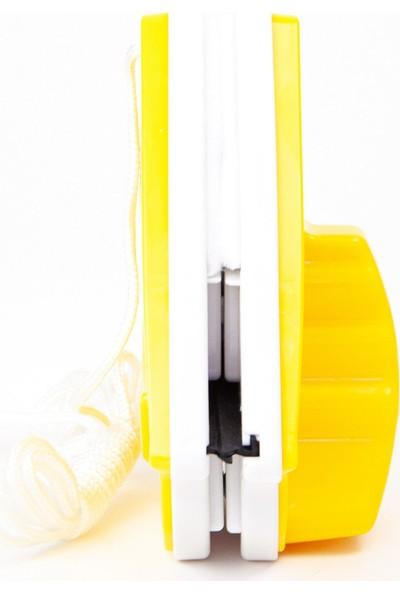 Ekostem Mıknatıslı Cam Silme Aparatı Ince Camlar Için 3-8 mm Pimapen Cama Uymaz