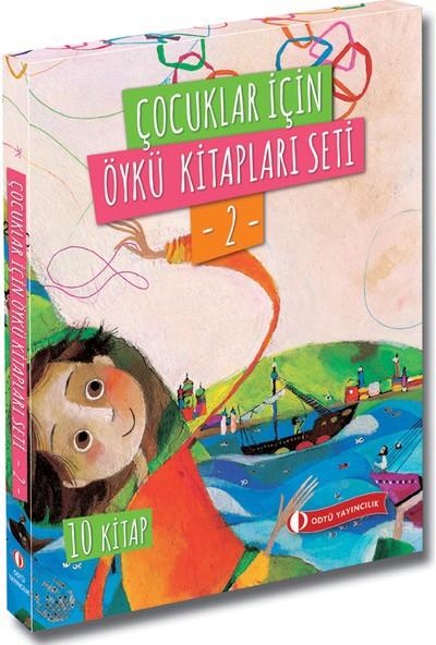 Odtü Yayıncılık Çocuklar Için Öykü Kitapları Seti-2 10 Kitap
