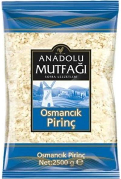Anadolu Mutfağı Osmancık Pirinç 2.5 kg