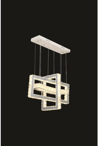 Trendylight Mina Tekli Gold LED Avize