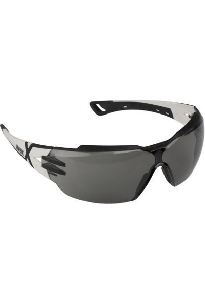 Uvex 9198237 Füme (Siyah) Koruyucu Gözlük -UV400
