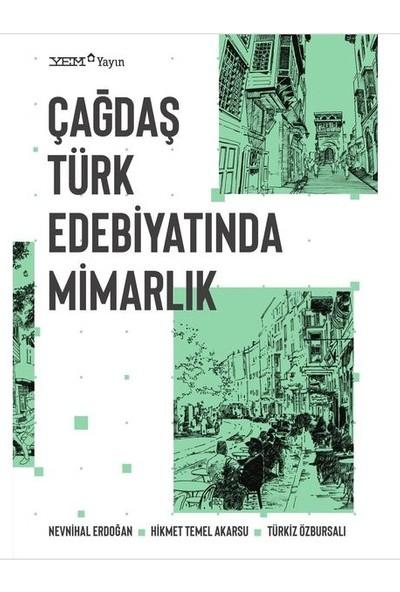 Yem Yayınları Çağdaş Türk Edebiyatında Mimarlık