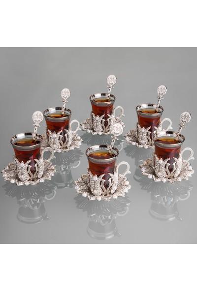 Busem Taşlı Ahsen Çay Seti