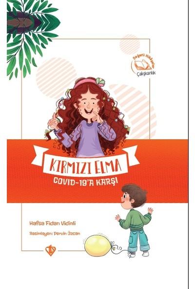 Kırmızı Elma Kovid 19'a Karşı - Hafsa Fidan Vidinli