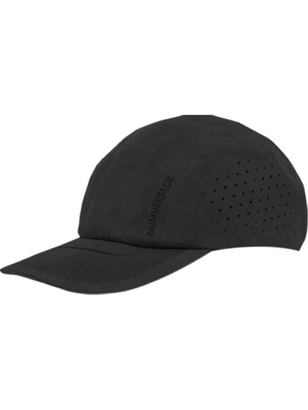 Lumberjack CT189 Castler Siyah Erkek Şapka