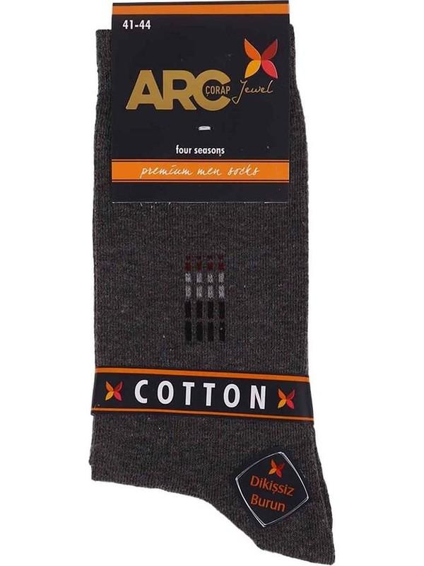 Arc Dikişsiz Çorap 156   Füme