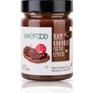 Wefood Ham Kakaolu Fıstık Ezmesi 300 gr