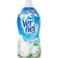 Vernel Max Konsantre Sıvı Çamaşır Yumuşatıcısı Taze Lale 1440ml 60 Yıkama