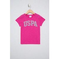 U.S. Polo Assn. Pembe T-Shirt 50234830-Vr023
