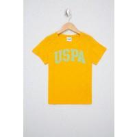 U.S. Polo Assn. Sarı T-Shirt 50234830-Vr044