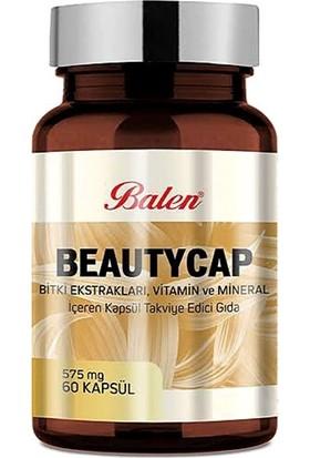 Balen Beautycap Bitki Ekstraktları, Vitamin ve Mineral Içeren Kapsül