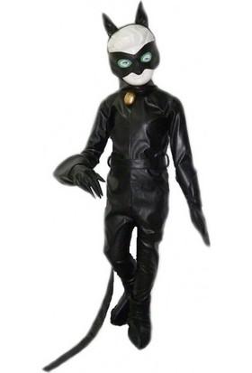 Bkmc Mucize Uğur Böceği Kara Kedi Kostümü