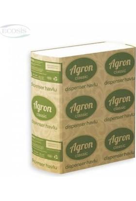 Agron Peçete Z Katlı 200 'lü- 12 Paket