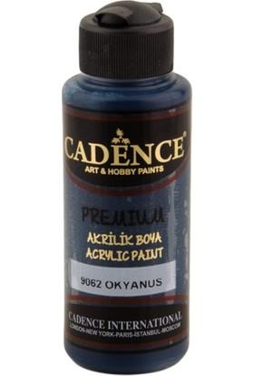 Cadence Akrilik Boya 120 ml Okyanus (Su Bazlı -Ahşap Boya)