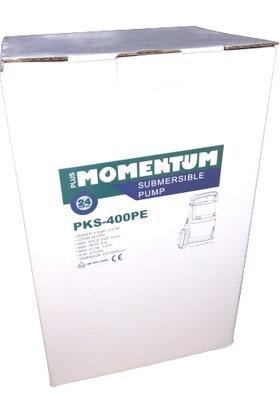 Momentum PKS-400PE Plastik Gövdeli - Temiz Su - Drenaj Pompası