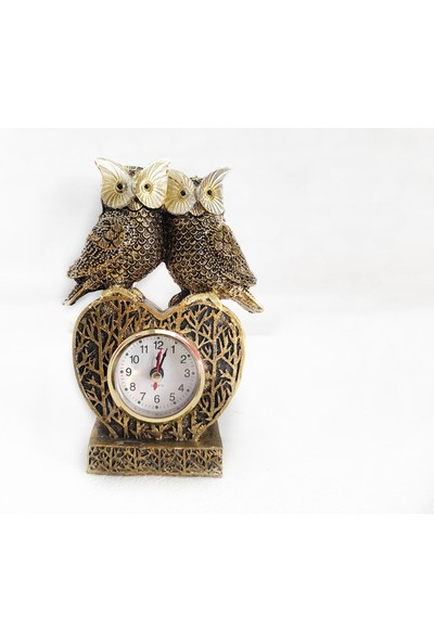 Modernica Baykuş Masa Saati