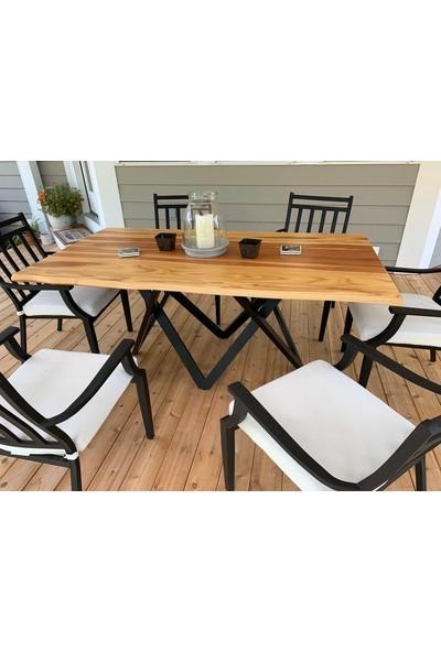 Abronya Ahtapot Masa Ayağı Yuvarlak Masa Yemek Masası Bahçe Masası Ayak Modelleri