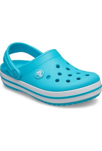 Crocs Crocband Clog K Turkuaz Çocuk Terlik