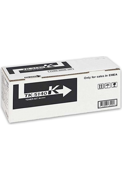 Specıal Kahverengi Kutu TK5140 Siyah Toner 7k