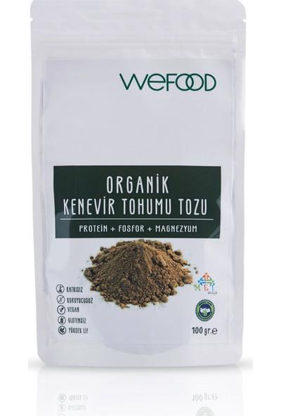 Wefood Kenevir Tohumu Tozu 100 gr