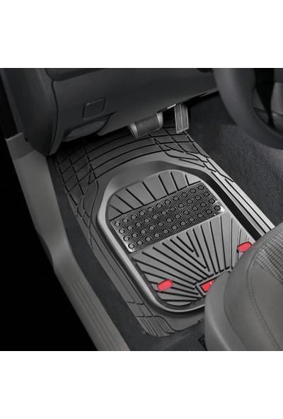 Safir Opel CORSA2021 Model 3D Havuzlu Paspas Karbon Krax