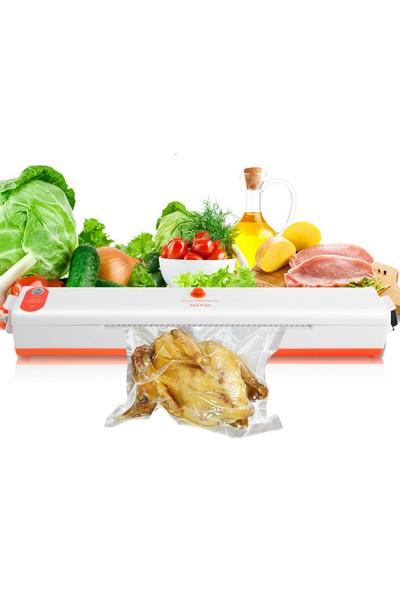 Yui Elektrikli Gıda Paketleme Vakum Makinesi Ev Restoran Tipi G-88