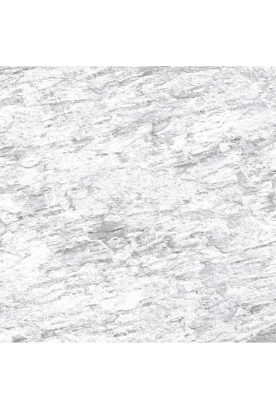 Dijitalya | Gri Mermer Desen Özel Tasarım Duvar Kağıdı | 12M2