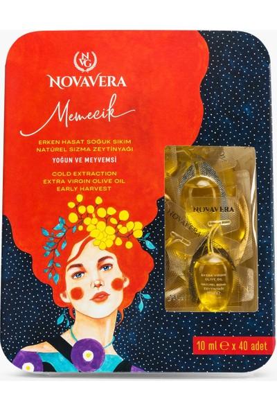 NovaVera Memecik Erken Hasat 10 ml Tek Kullanımlık (40'lı Paket)