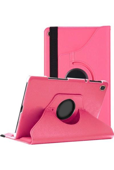 Göha Samsung Galaxy Tab S6 Lite SM-P610 10,4' Uyumlu Tablet Kılıfı + Dokunmatik Kalem