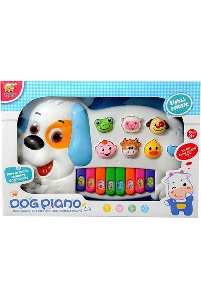 Ysn Toys Köpekli Piyano