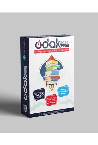Ülkü Ocakları Eğitim ve Kültür Vakfı ODAK2023 Anlayarak Hızlı Okuma Yazılımı