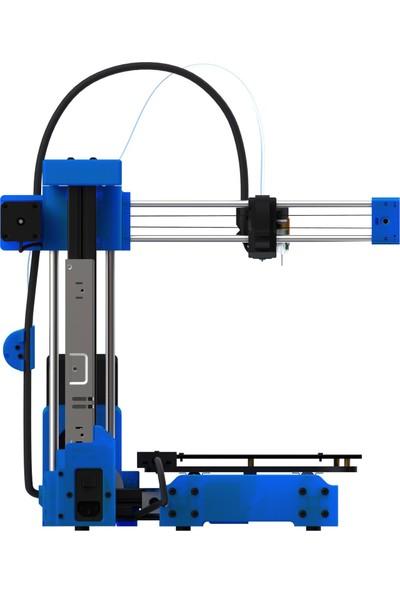 Zaxe Xlite-Mavi 3D Yazıcı