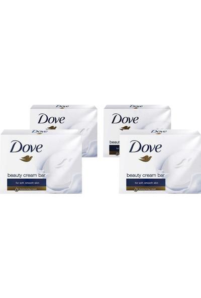 Dove Cream Bar Original Katı Sabun 100 gr x 4