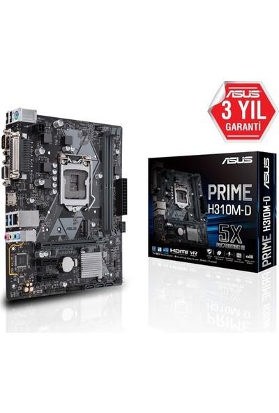 Zetta Intel Core i7 9700K 16GB 512GB SSD Freedos Masaüstü Bilgisayar