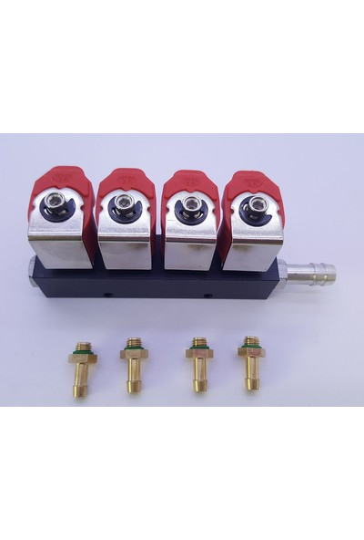 Vikars BFC 4 Silindir Enjektör 2 Ohm