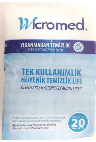 Wicromed Temizlik Lifi 20'li