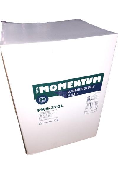 Momentum PKS-370L Plastik Gövdeli - Temiz Su - Sıfırdan Emiş