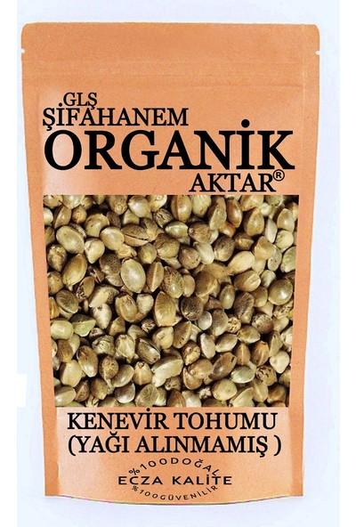 GLŞ Şifahanem Organik Aktar Kenevir Tohumu 250 gr