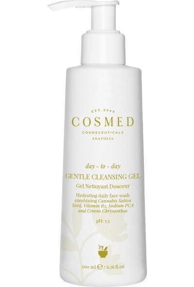 Day To Day Gentle Cleansing Gel 200 ml