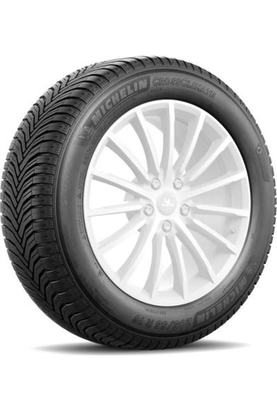 Michelin 205/55 R16 91H CrossClimate+ Oto 4 Mevsim Lastiği ( Üretim Yılı: 2021 )