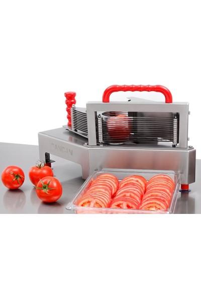 Cancan Domates Kesme Dilimleme Makinesi