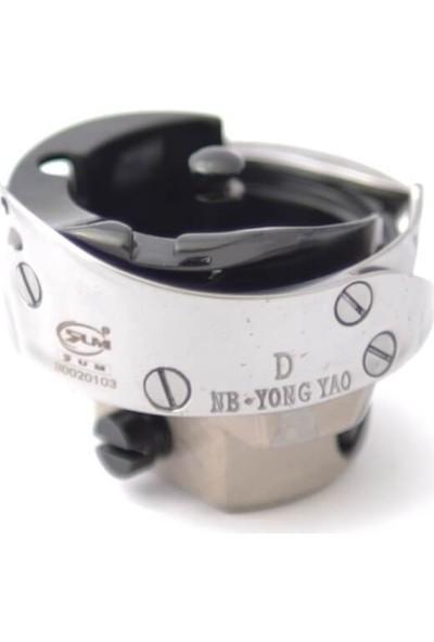 5um Düz Makine Elektronik Çağanoz Siyah/ YZH-7.94BTR (C)