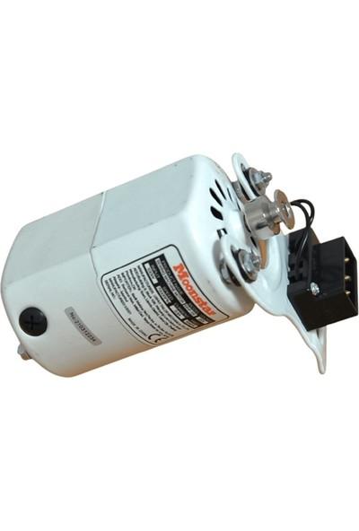 Moonstar Aile Makinesi Motoru (Beyaz) 220V - 100W / 63HF-100