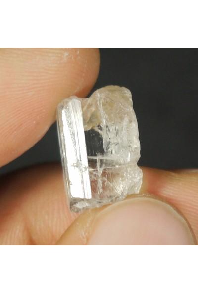 Crystal Koleksiyonluk Kalite Topaz Taşı Kristali - Tamamen Doğal - T11